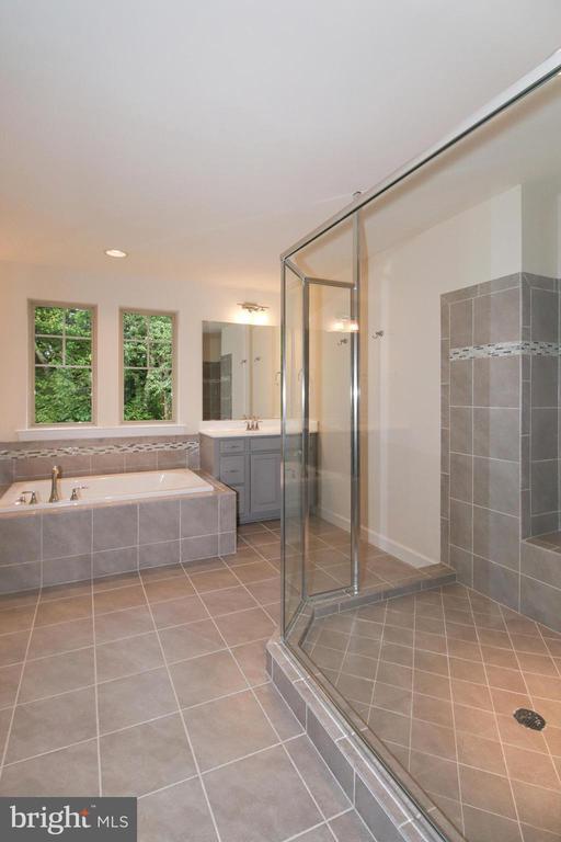 Owner's Bath - 68 EDGEWATER DR #ERP-3, FREDERICKSBURG