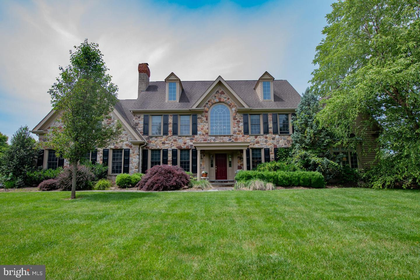 Single Family Homes for Sale at Collegeville, Pennsylvania 19426 United States