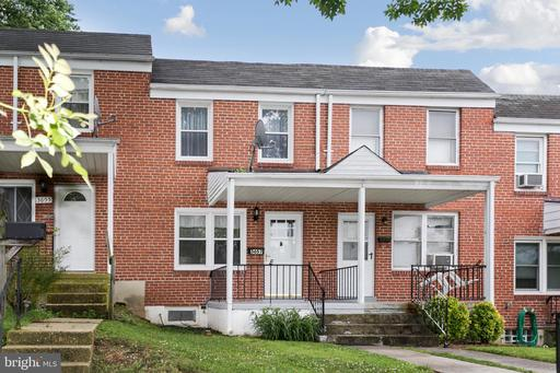 Property for sale at 3657 Clarenell Rd, Baltimore,  Maryland 21229