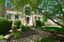Brick-Front Colonial with 6-bedrooms - 416 LAWFORD DR SW, LEESBURG