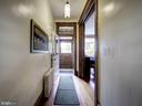 Foyer - 1207 KENYON ST NW, WASHINGTON