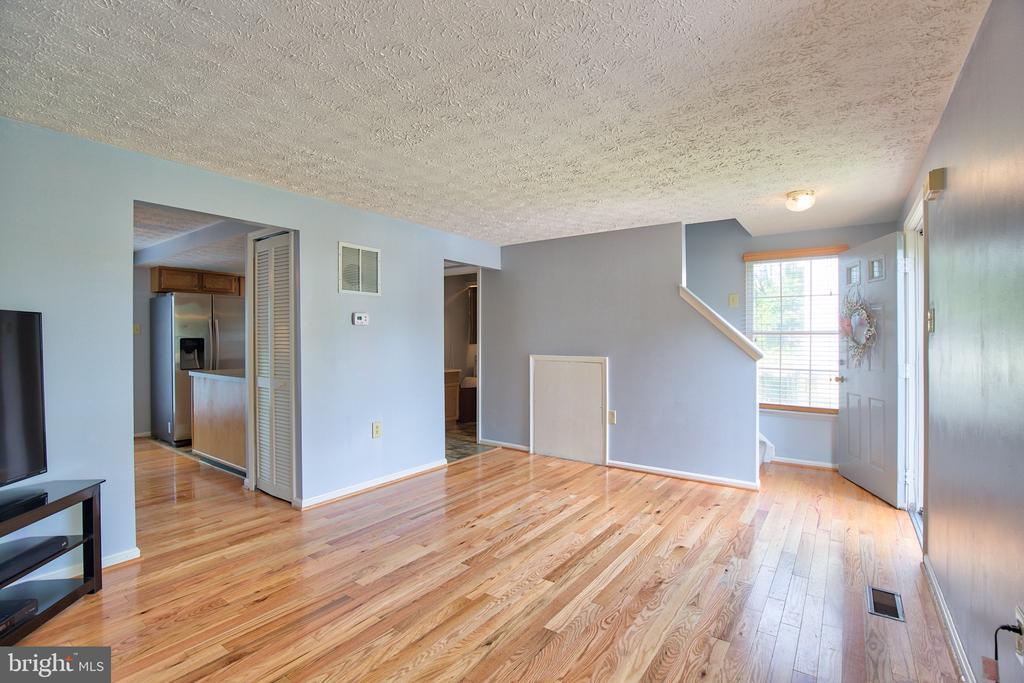 Family room - 1011 NELSON CT NE, LEESBURG