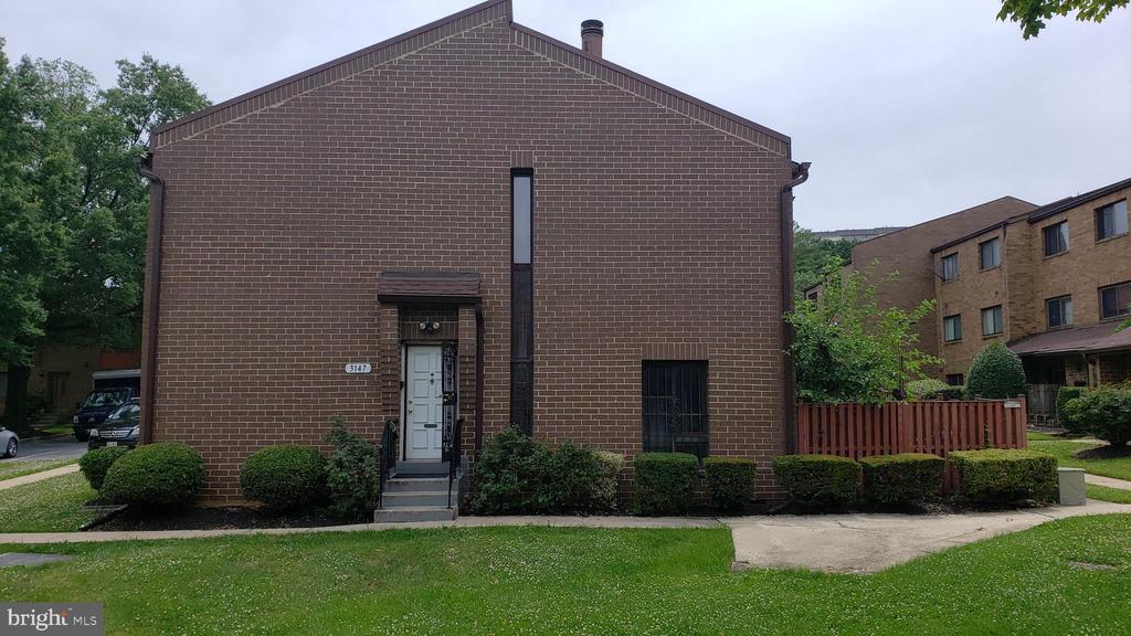 Front view Exterior - 3147 CHERRY RD NE #30, WASHINGTON