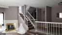 Living room - 3147 CHERRY RD NE #30, WASHINGTON