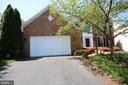 Over size garage has just been painted inside - 47429 RIVER FALLS DR, STERLING