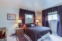 Master Bedroom - 713 CARTER RD, ROCKVILLE