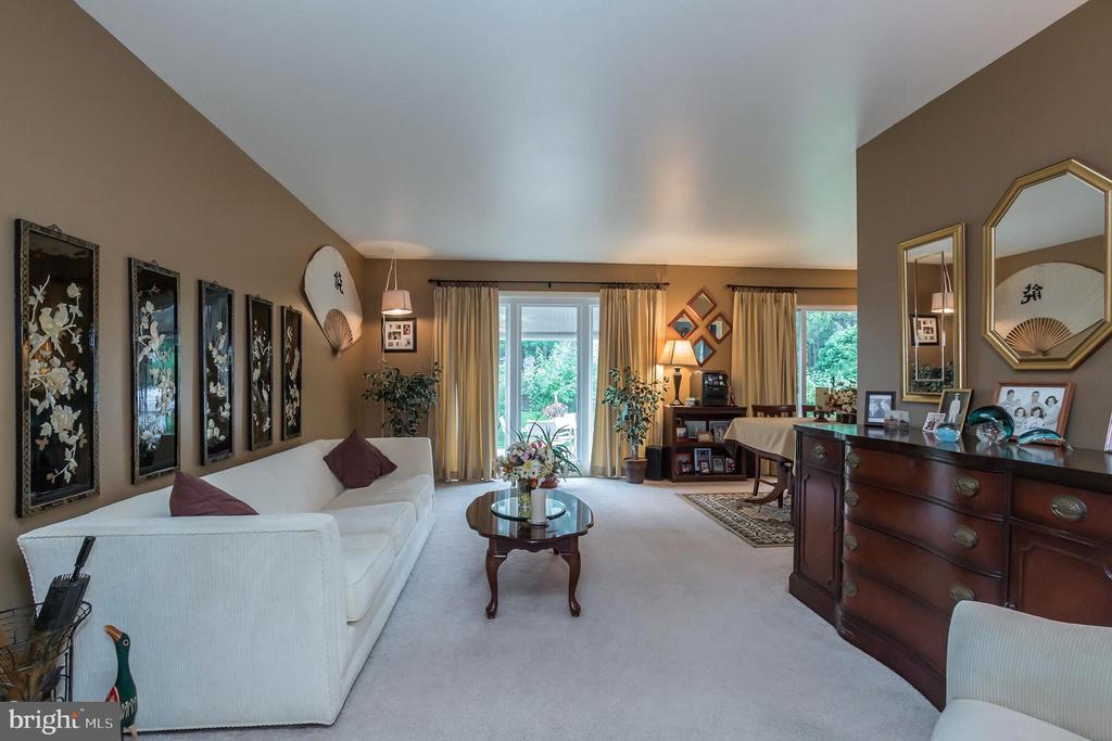 Living Room - 713 CARTER RD, ROCKVILLE