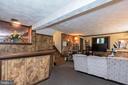 Wet Bar Adjoins Family Room - 713 CARTER RD, ROCKVILLE