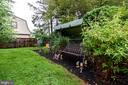 Fenced Backyard  - Enjoy the Lawn Swing! - 713 CARTER RD, ROCKVILLE