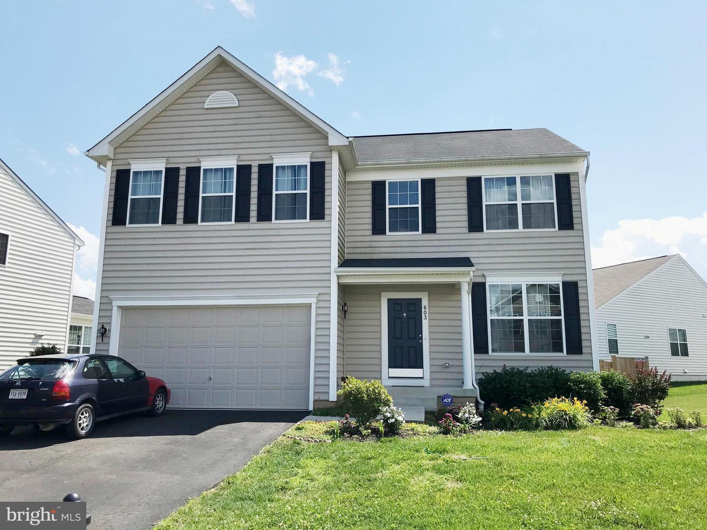 Single Family for Sale at 606 Homeplace St Culpeper, Virginia 22701 United States