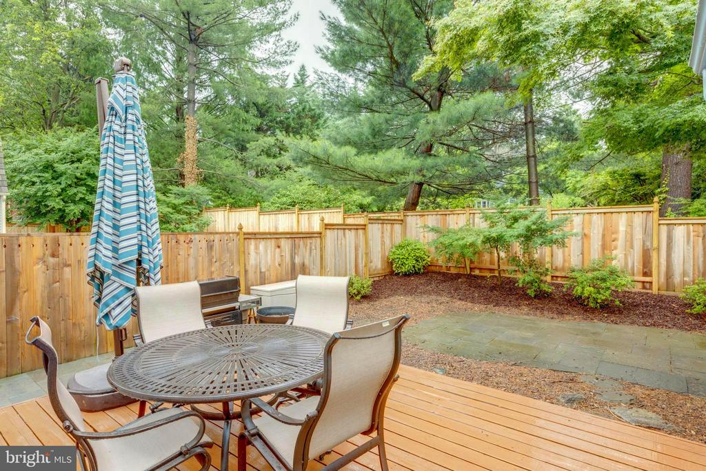 Your OWN PRIVATE OASIS - 11707 OLD BAYBERRY LN, RESTON