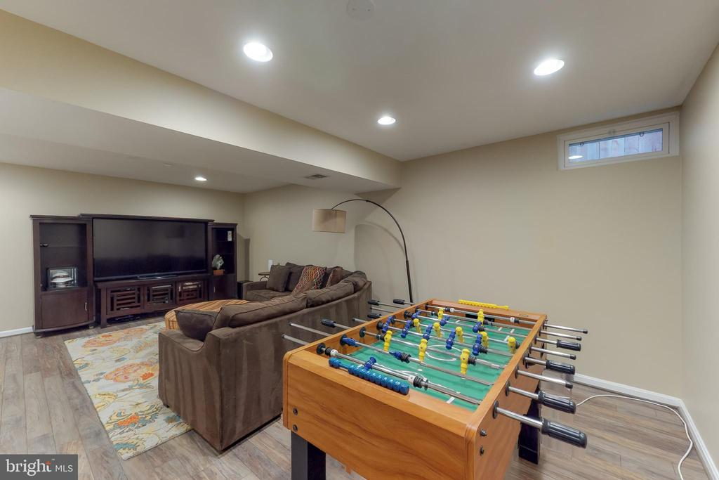 Plenty of space to play or chill - 11707 OLD BAYBERRY LN, RESTON