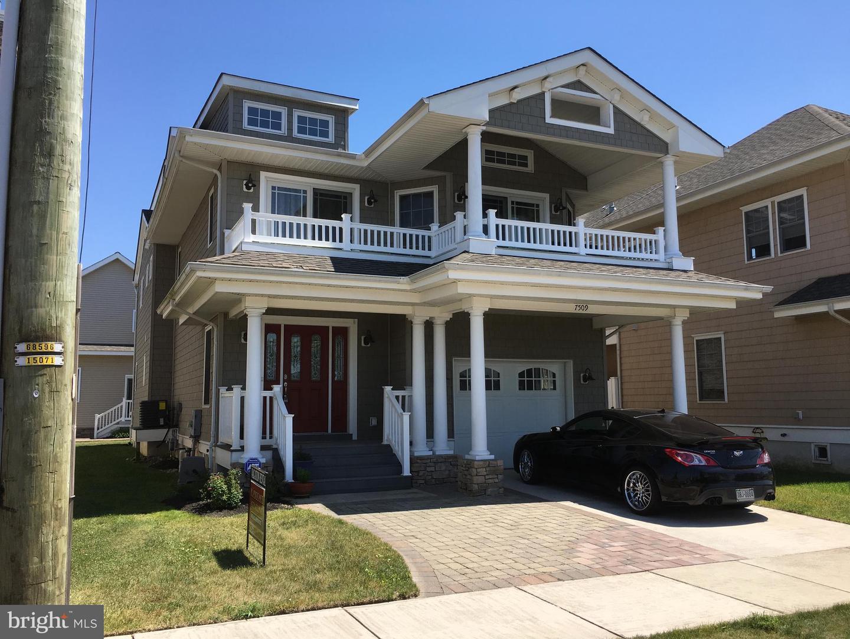 single family homes pour l Vente à Wildwood, New Jersey 08260 États-Unis