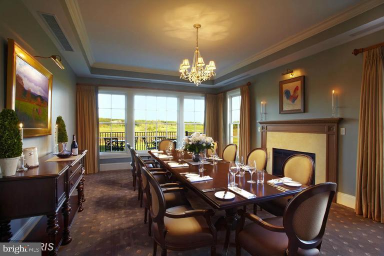 Private Dining Room - 40186 MONROE VALLEY PL, ALDIE