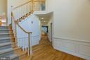Inviting Entrance way - 4524 MOSSER MILL CT, WOODBRIDGE
