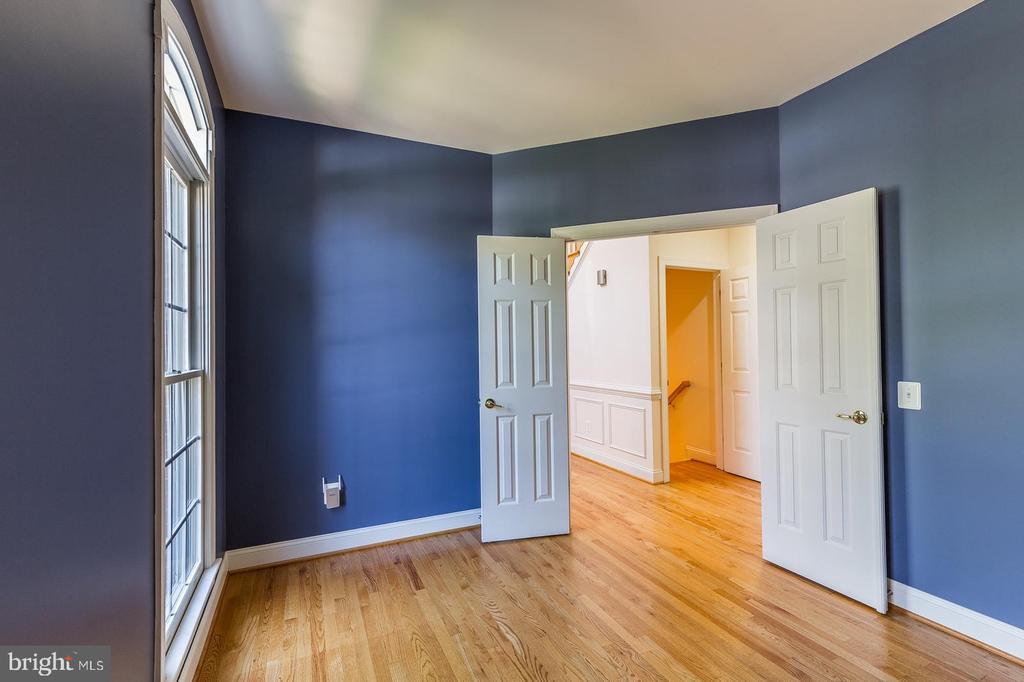 French Doors to Office - 4524 MOSSER MILL CT, WOODBRIDGE