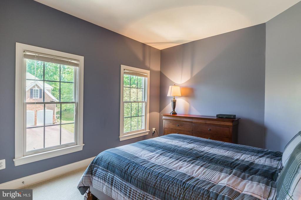 Bedroom 2, view 2 - 4524 MOSSER MILL CT, WOODBRIDGE