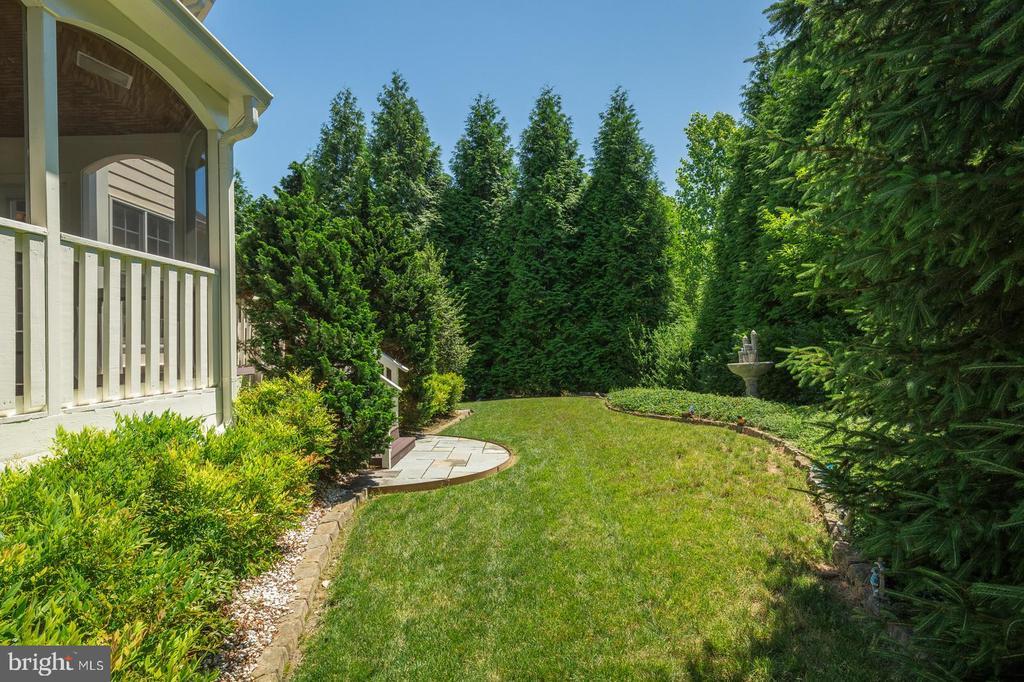 Plan your next Garden Party here - 4524 MOSSER MILL CT, WOODBRIDGE