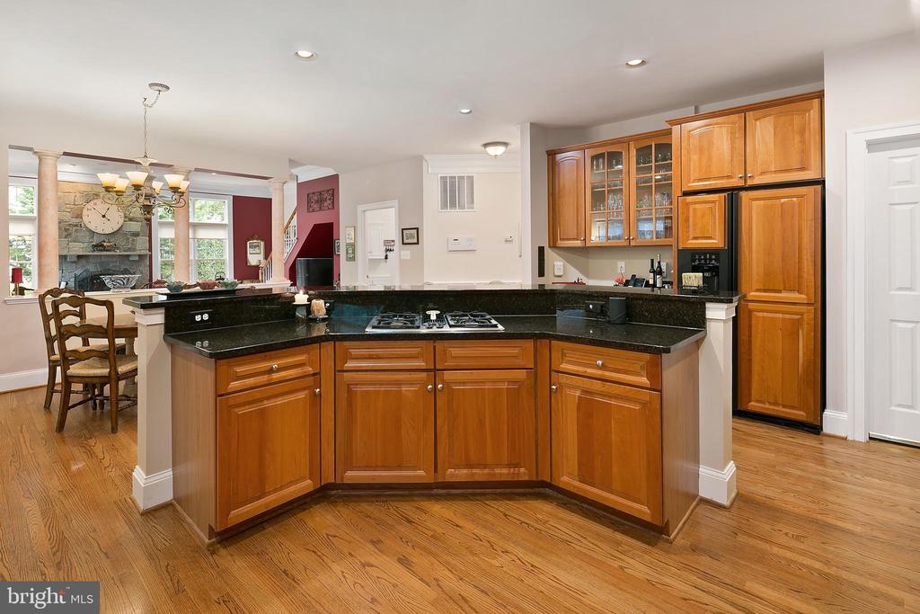 Gourmet Kitchen - 17504 CARLSON FARM CT, GERMANTOWN