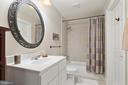 5th Attached Full Bath - Lower Level - 17504 CARLSON FARM CT, GERMANTOWN