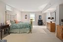 5th Bedroom - Lower Level - 17504 CARLSON FARM CT, GERMANTOWN