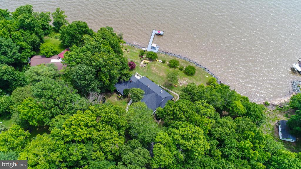 Private lot! - 134 WALLER POINT DR, STAFFORD