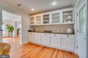 Kitchen cabinet space! - 134 WALLER POINT DR, STAFFORD