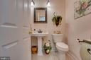 Full bath on main level for bedrooms! - 134 WALLER POINT DR, STAFFORD