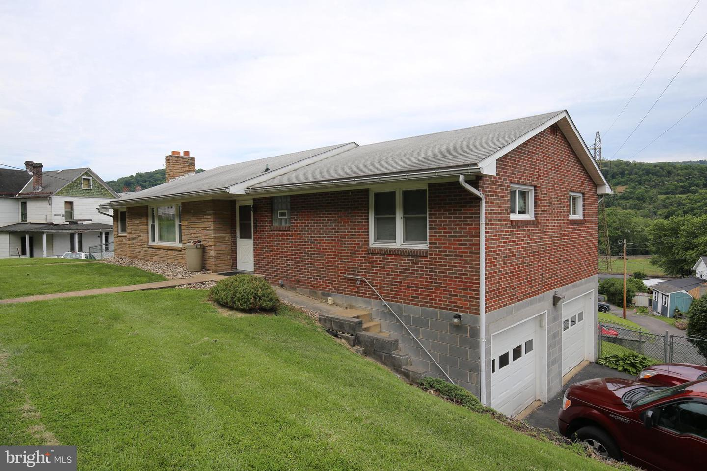 Single Family for Sale at 470 Main St Ridgeley, West Virginia 26753 United States