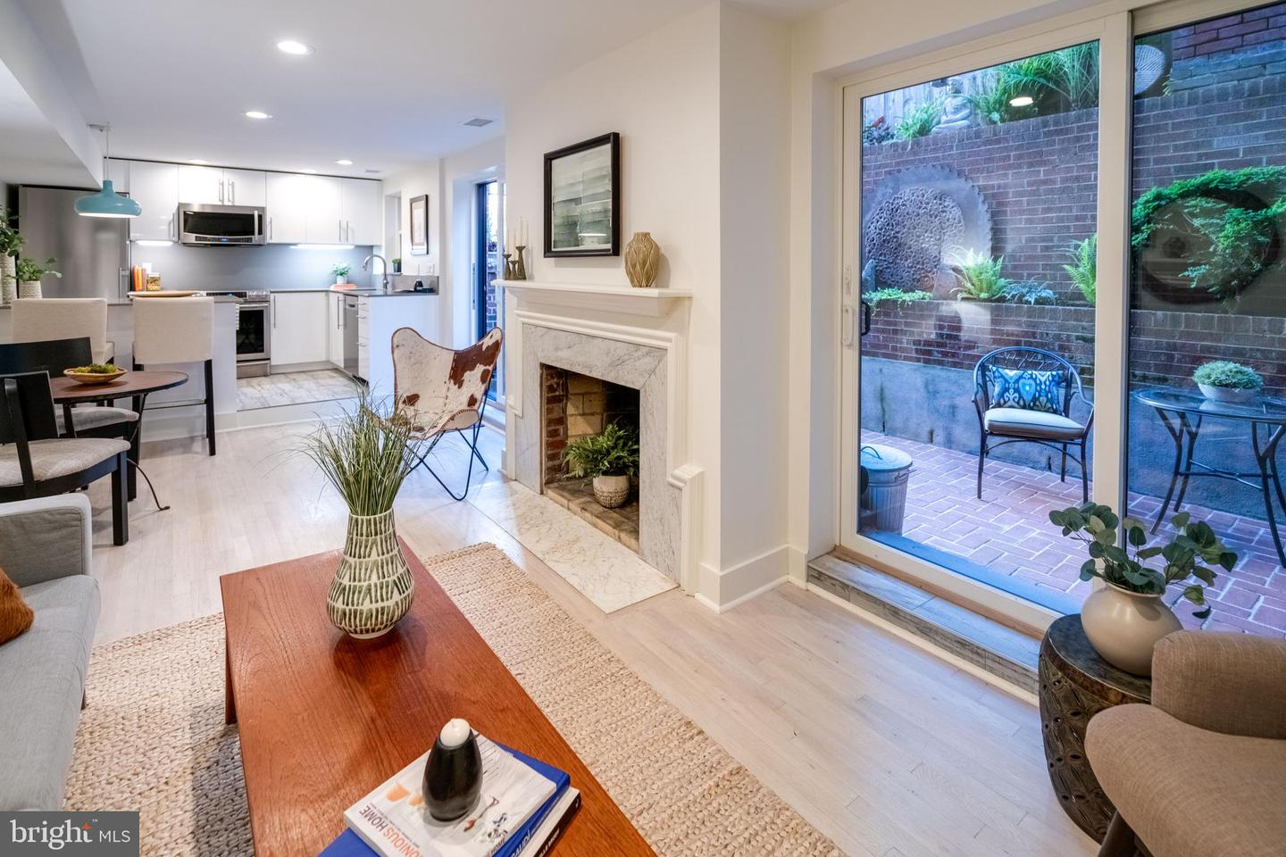 Single Family for Sale at 1318 35th St NW #3 1318 35th St NW #3 Washington, District Of Columbia 20007 United States