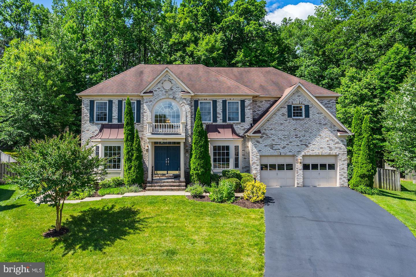 Single Family for Sale at 6355 Highgrove Park Ct Springfield, Virginia 22150 United States