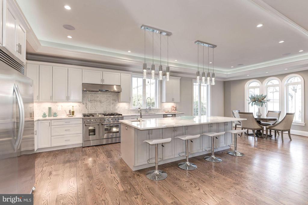 A chef's dream - Thor commercial range & more! - 2015 ARLINGTON RIDGE RD, ARLINGTON
