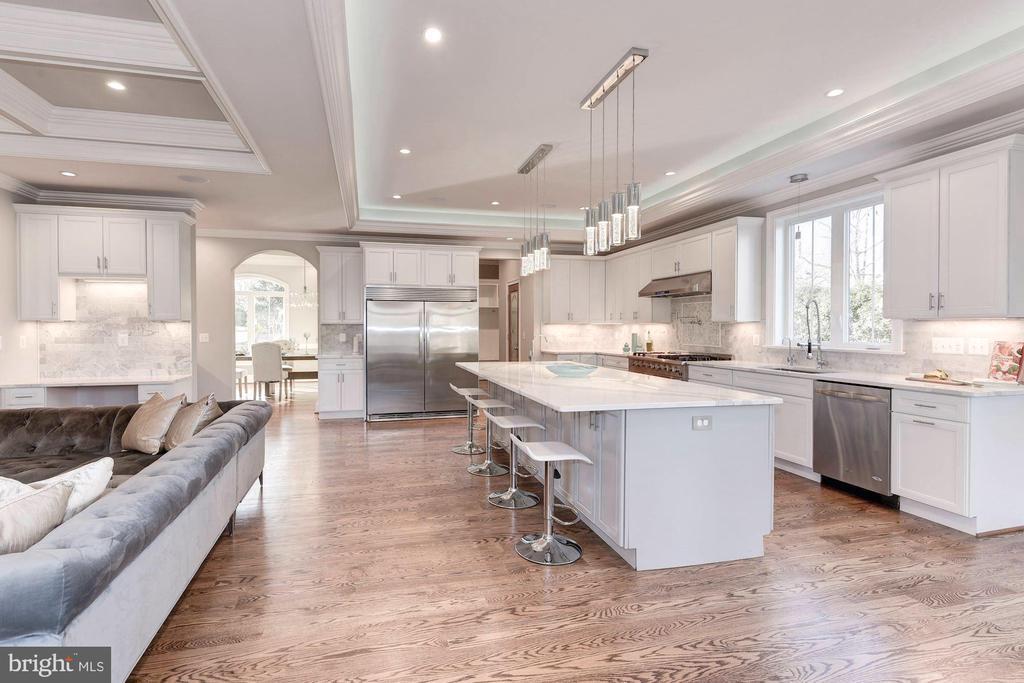 Exceptional Kitchen w/Energy Star Apps - 2015 ARLINGTON RIDGE RD, ARLINGTON
