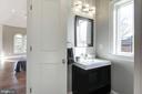 Each bedroom has its own unique en suite. - 2015 ARLINGTON RIDGE RD, ARLINGTON