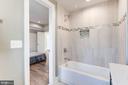Exceptional baths for each exceptional bedroom. - 2015 ARLINGTON RIDGE RD, ARLINGTON