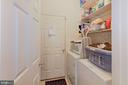 First Floor Laundry - 1019 CURTIS PL, ROCKVILLE