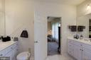 Master Bath - 1019 CURTIS PL, ROCKVILLE