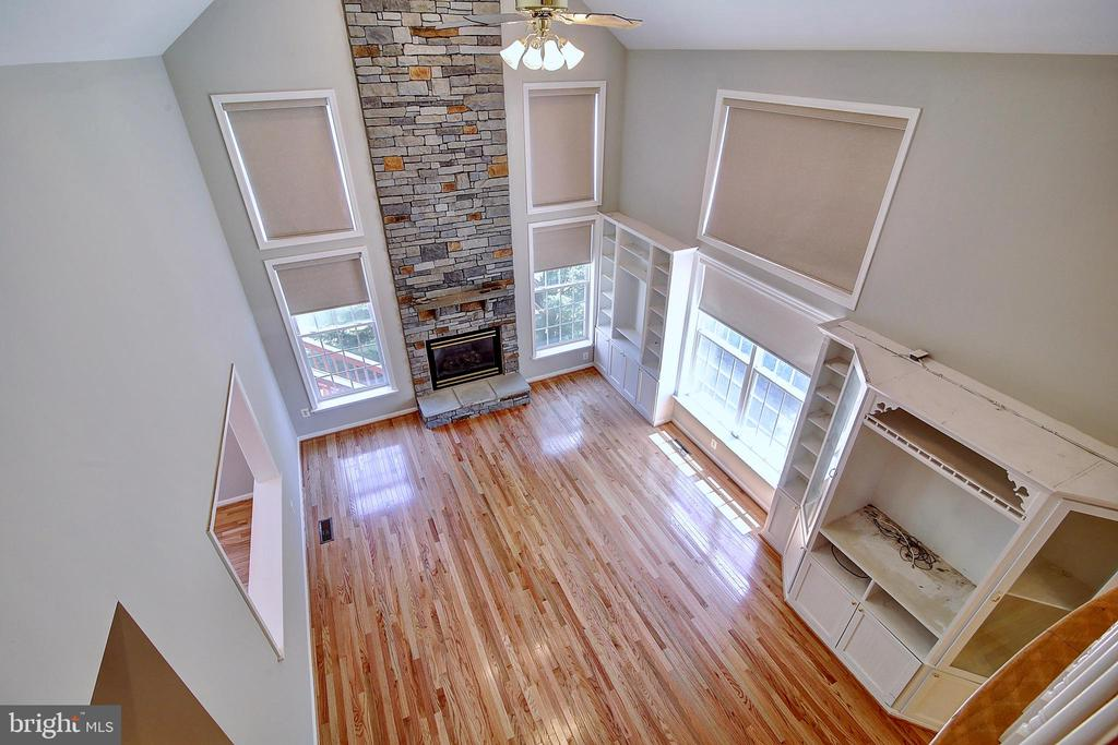 View of Family Room from Above - 21368 STURMAN PL, BROADLANDS