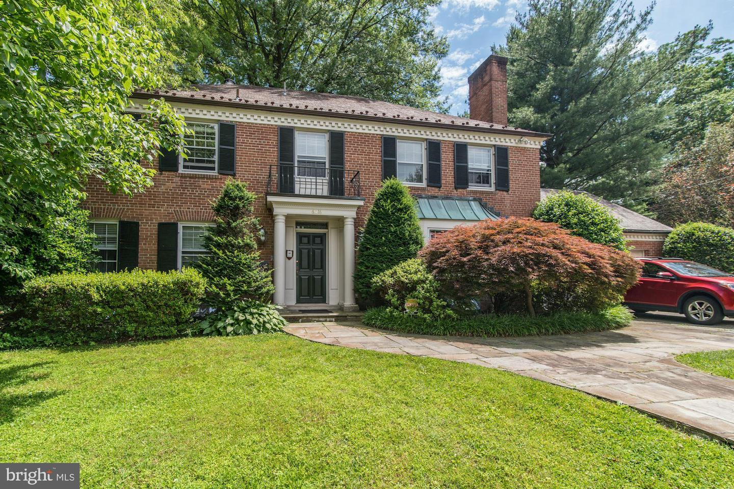 other residential homes for Rent at 6016 Corewood Ln 6016 Corewood Ln Bethesda, Maryland 20816 United States