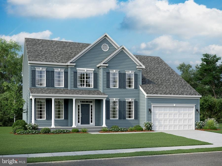 The Chelsey by Atlantic Builders - To Be Built - 0 HOPEWELL DR, FREDERICKSBURG