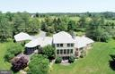 Aerial view from the back - 20781 UNISON RD, ROUND HILL