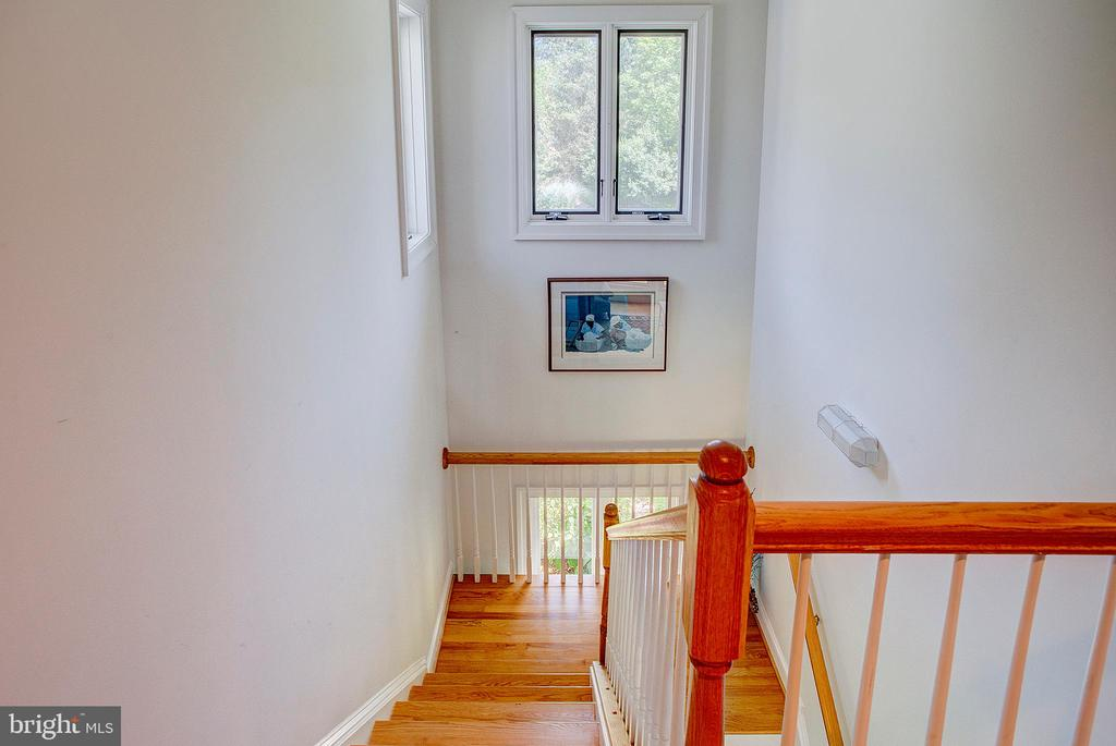 Stairs going up - 20781 UNISON RD, ROUND HILL