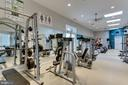 Fitness Center - 1485 N VAN DORN ST #A, ALEXANDRIA