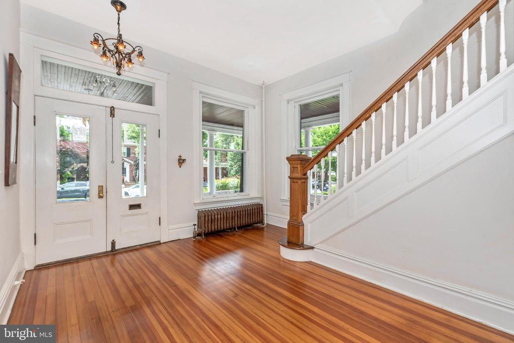 Step into the Grand Foyer! - 203 ROCKWELL TER, FREDERICK