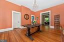 Open to kitchen and family room - 203 ROCKWELL TER, FREDERICK