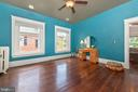 Adjoining bedroom or master sitting room - 203 ROCKWELL TER, FREDERICK