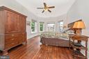 Enormous bow/bay windows for max sunlight - 203 ROCKWELL TER, FREDERICK