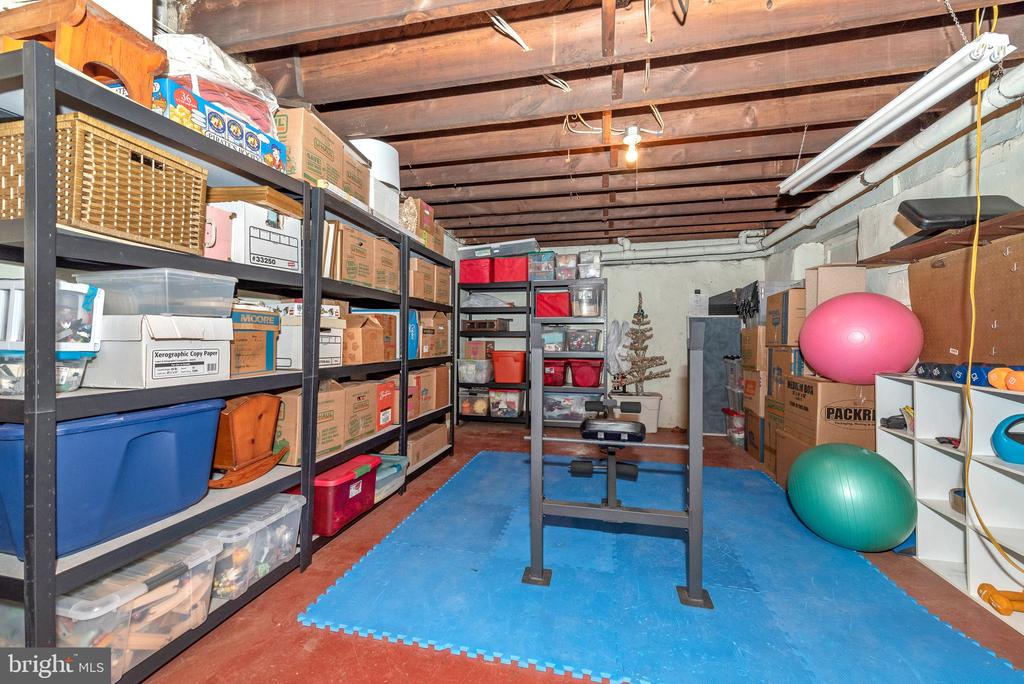 Storage space - 203 ROCKWELL TER, FREDERICK