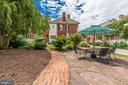 Two patio areas - 203 ROCKWELL TER, FREDERICK