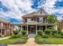 That porch! Beckons even from the street! - 203 ROCKWELL TER, FREDERICK